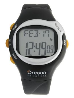 Oregon Scientific Heart Rate Pedometer Watch