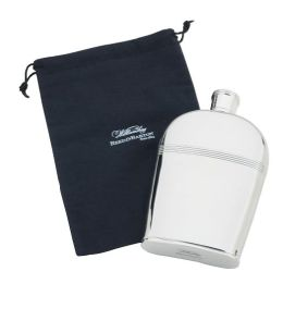 Williamsburg Hob Knob Flask and Bag