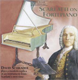 Scarlatti on Fortepiano