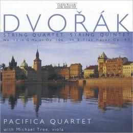 Dvorák: String Quartet, Op. 106; String Quintet, Op. 97