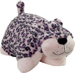 Pillow Pets - Pink Leopard