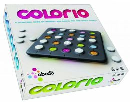 Colorio - A Strategic Game of Memory and Daring for the Whole Family!