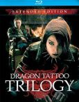 Video/DVD. Title: Dragon Tattoo Trilogy: Extended Edition