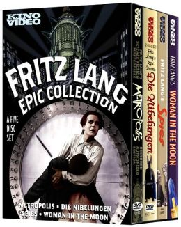 Fritz Lang Epic Collection