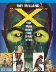 Video/DVD. Title: X: The Man with X-Ray Eyes