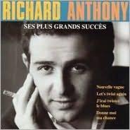 Les Plus Grands Succes de Richard Anthony