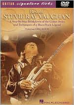 Guitar Signature Licks: Best of Stevie Ray Vaughan