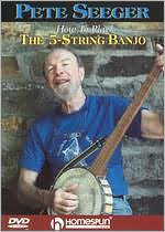 Pete Seeger: How to Play the 5-String Banjo