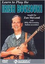 Learn to Play the Irish Bouzouki