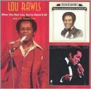 When You Hear Lou, You've Heard It All/Lou Rawls Live