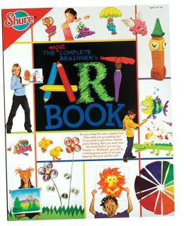 The Complete Beginner's Art Book