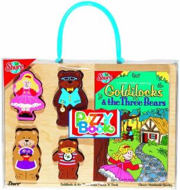 Puzzle Book - Goldilocks
