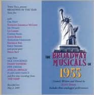 The Broadway Musicals of 1955