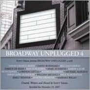 Broadway Unplugged 4