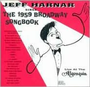 Jeff Harnar Sings The 1959 Broadway Songbook
