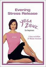 Yoga Zone: Evening Stress Release for Beginners