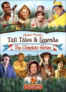 Shelley Duvall's Tall Tales & Legends: The Complete Series