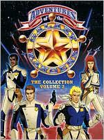 Adventures of the Galaxy Rangers Collection, Vol. 2