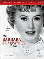 Barbara Stanwyck Show, Vol. 1