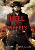 Video/DVD. Title: Hell on Wheels: the Complete First Season