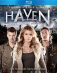 Video/DVD. Title: Haven: Complete Fourth Season