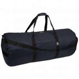 Everest Trading 40P-NY 40 in. Basic Round Duffel Bag