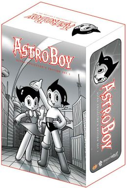 Astro Boy: Ultra Collector's Edition Dvd Set 1