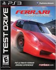Test Drive Ferrari Racing Legends PS3