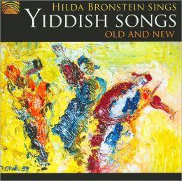 Sings Yiddish Songs