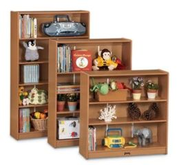 Sproutz 0962JC342 - Bookcase - 60 Inches High - Navy Trim