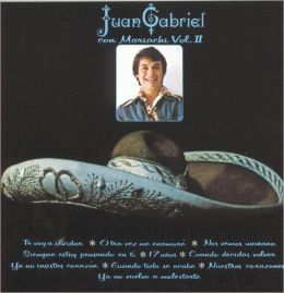 Juan Gabriel con Mariachi, Vol. 2