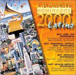 Grammy Nominados 2000: Latino