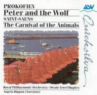 Prokofiev: Peter and the Wolf; Saint-Saens: The Carnival of the Animals