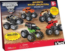 K'Nex Monster Jam Ultimate Micro Collection
