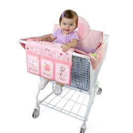 Disney 3-N-1 Padded Cart Cover - Pink