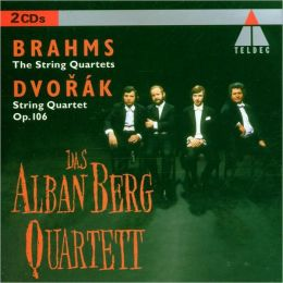Brahms: String Quartets Nos. 1-3 / Dvorak: String Quartet No. 13