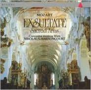 Mozart: Exultate -- Sacred Arias