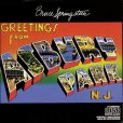 CD Cover Image. Title: Greetings From Asbury Park, N.J., Artist: Bruce Springsteen
