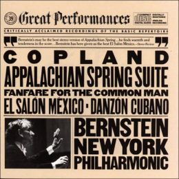 Copland: Appalachian Spring, Fanfare For The Common Man, etc.