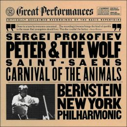 Prokofiev: Peter and the Wolf / Saint-Saëns: The Carnival of the Animals