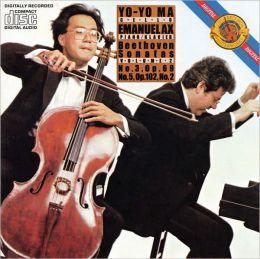 Beethoven: Cello Sonatas Nos. 3 & 5