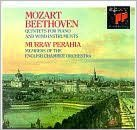 Mozart and Beethoven: Quintets for Piano and Wind Instruments