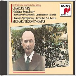 New England Holidays: Music by Charles Ives