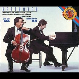 Beethoven: The Cello Sonatas, Mozart Variations