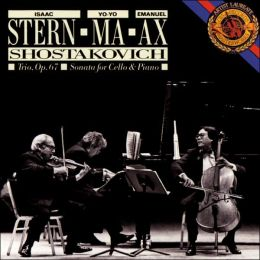 Shostakovich: Piano Trio No. 2, Cello Sonata