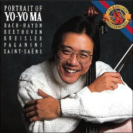 Portrait of Yo-Yo Ma