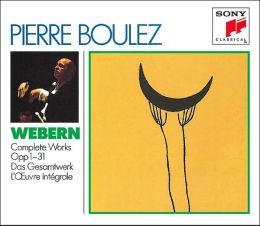 Anton Webern: Complete Works