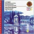 Bach: Three Concertos for Flute; Sinfonia