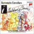 CD Cover Image. Title: Bernstein Favorites - Children's Classics, Artist: Leonard Bernstein