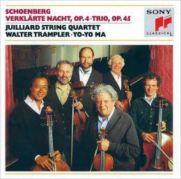 Schoenberg: Transfigured Night, String Trio
